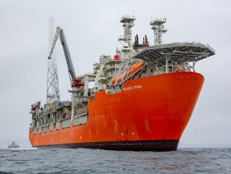 Ærfugl is a gas condensate field connected back to the 'Skarv FPSO'
