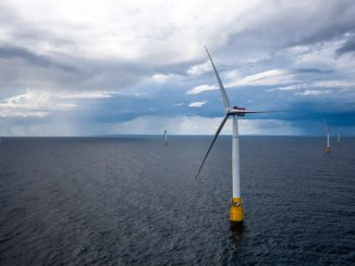 Envisioning Hywind Tampen floating wind farm at the Gullfaks platform