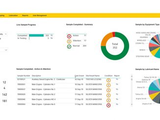 The Shell LubeAnalyst next-generation platform offers a much simpler sample management process