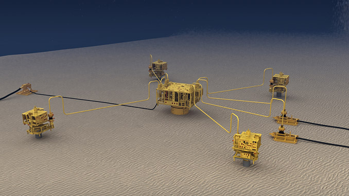 OneSubsea will supply the industry's first fully integrated subsea production system rated up to 20,000 psi to develop the Anchor Field in the US Gulf of Mexico