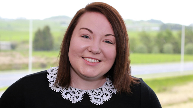 Technical support manager at Tendeka, Eilidh McKay