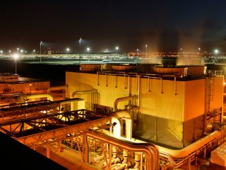 33 MW trigeneration power plant located at Madrid's Barajas airport