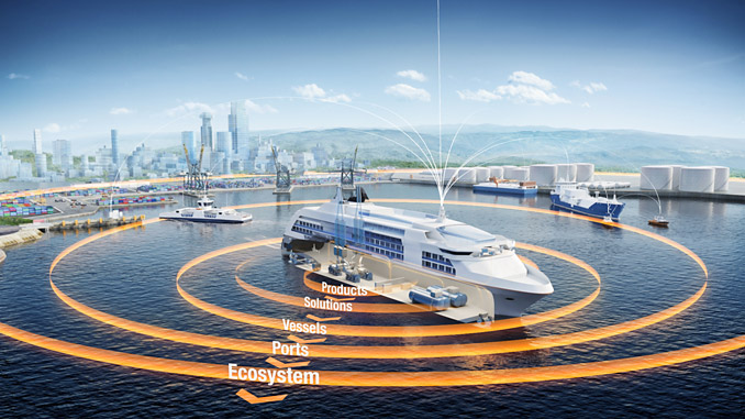 Wärtsilä is committed to integrating cyber security into all its products, systems and services