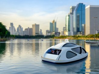 Zeabuz' all-electric waterbuses will provide autonomous mobility services to cities and towns that need new transport and infrastructure solutions, varying in passenger capacity from 10-30 passengers in the initial phase coast