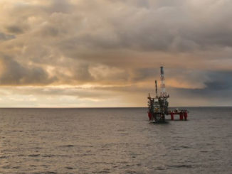 BP's Andrew platform in the North Sea