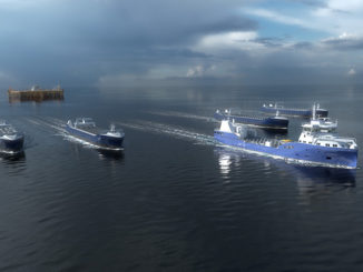 'Eidsvaag Pioneer', which will be equipped for remote-operated and autonomous transport as part of the AUTOSHIP project