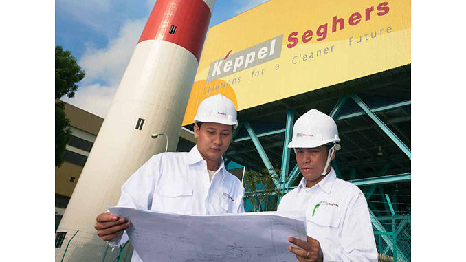 photo: Keppel Infrastructure Holdings