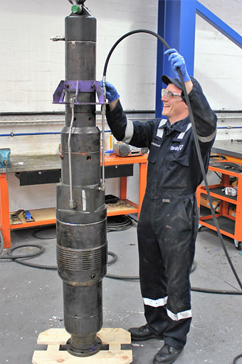 Testing for pressure accumulation below the TA cap provides operators with an accurate understanding of the well's condition, allowing informed decisions to be made for the next stage of decommissioning
