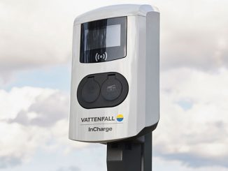 InCharge charging point