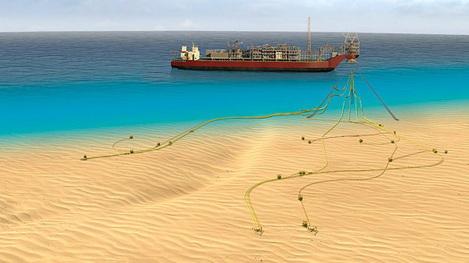 Sangomar Field Development Phase-1 project offshore Senegal