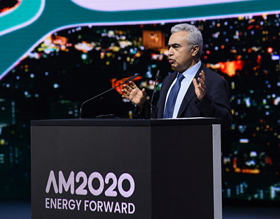 """""""No company will be unaffected"""" – Dr Fatih Birol, Executive Director of the IEA"""