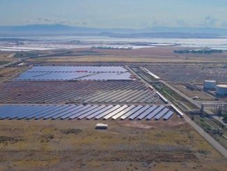 Photovoltaic plant at Assemini (Cagliari) – the first project led by Eni Rewind in Sardinia