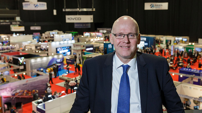 Subsea UK's flagship event hailed huge success – Chief executive Neil Gordon